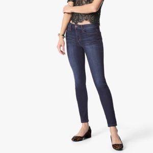 Joe's skinny Ankle jeans Sonnet wash medium wash
